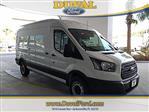 2019 Transit 250 Med Roof 4x2,  Empty Cargo Van #KKA10752 - photo 1