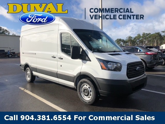 2019 Transit 250 High Roof 4x2,  Empty Cargo Van #KKA27700 - photo 1