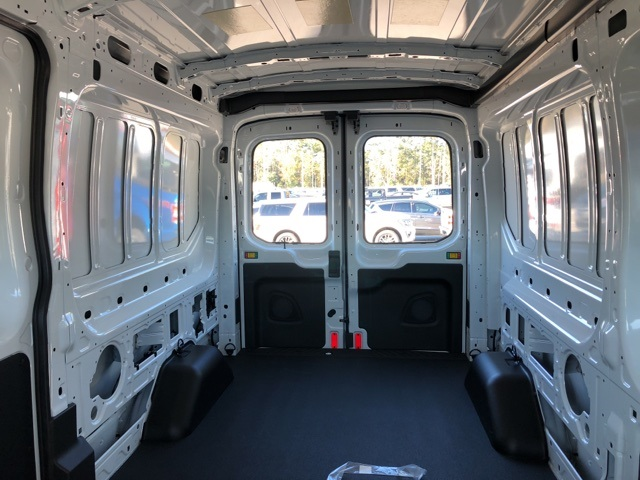 2019 Transit 150 Med Roof 4x2,  Empty Cargo Van #KKA30228 - photo 1