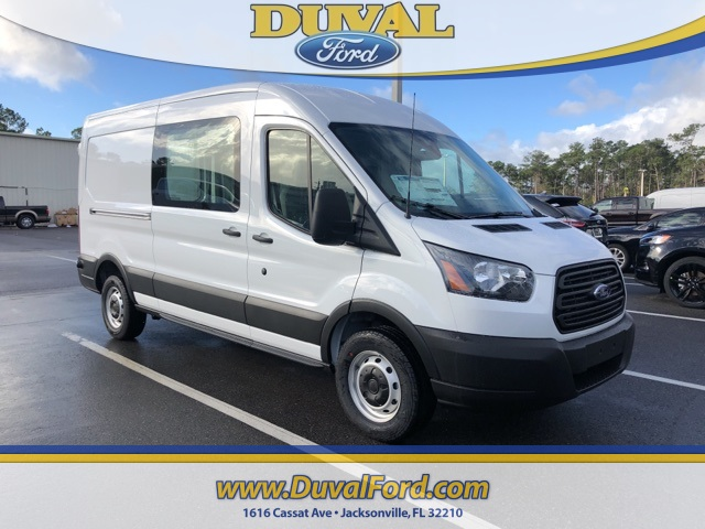 2019 Transit 250 Med Roof 4x2,  Empty Cargo Van #KKA30229 - photo 1