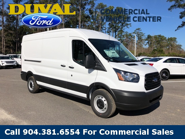 2019 Transit 250 Med Roof 4x2,  Empty Cargo Van #KKA30230 - photo 1