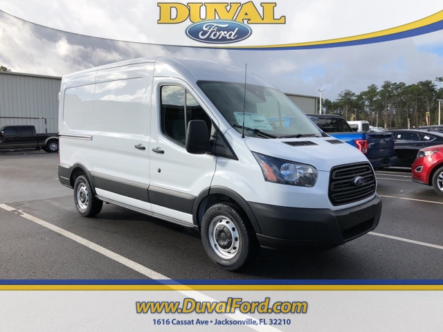 2019 Transit 150 Med Roof 4x2,  Empty Cargo Van #KKA34710 - photo 1