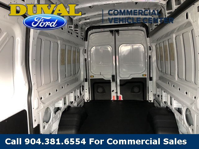 2019 Transit 350 HD High Roof DRW 4x2,  Empty Cargo Van #KKA34711 - photo 1