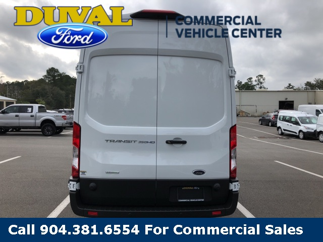 2019 Transit 350 HD High Roof DRW 4x2,  Empty Cargo Van #KKA34711 - photo 9