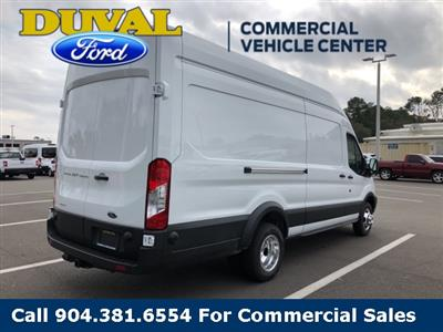 2019 Transit 350 HD High Roof DRW 4x2,  Empty Cargo Van #KKA34711 - photo 10