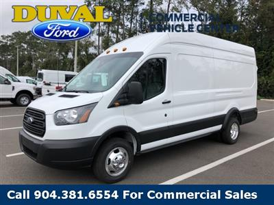 2019 Transit 350 HD High Roof DRW 4x2,  Empty Cargo Van #KKA34711 - photo 4