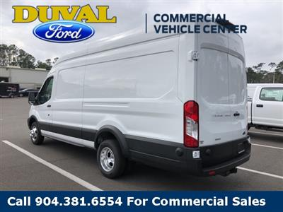 2019 Transit 350 HD High Roof DRW 4x2,  Empty Cargo Van #KKA34711 - photo 8