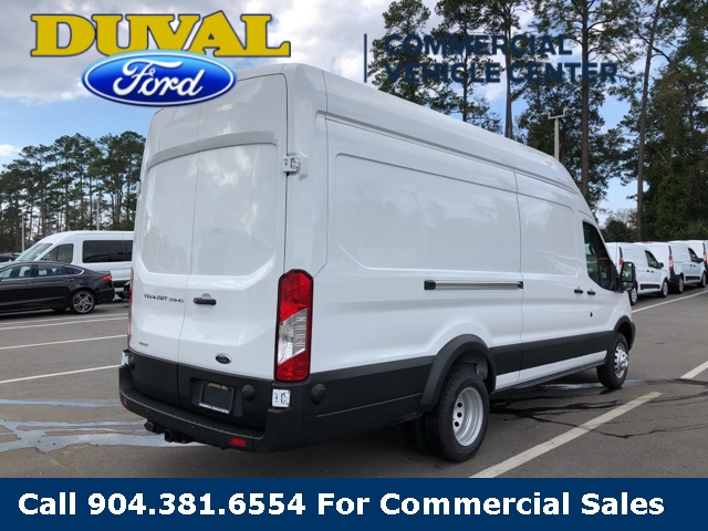 2019 Transit 350 HD High Roof DRW 4x2,  Empty Cargo Van #KKA58706 - photo 1