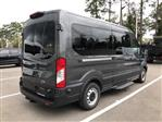 2019 Transit 350 Med Roof 4x2,  Passenger Wagon #KKA65125 - photo 1