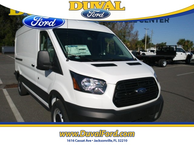 2019 Transit 250 Med Roof 4x2, Empty Cargo Van #KKB23488 - photo 1