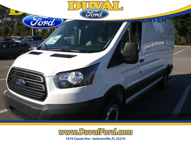 2019 Transit 250 Med Roof 4x2, Empty Cargo Van #KKB23488 - photo 4