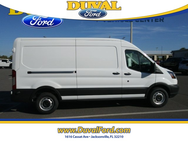 2019 Transit 250 Med Roof 4x2, Empty Cargo Van #KKB23488 - photo 9