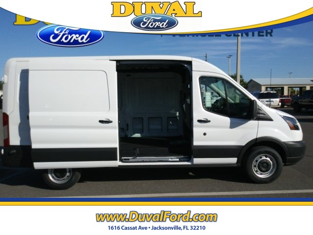 2019 Transit 250 Med Roof 4x2, Empty Cargo Van #KKB23488 - photo 10