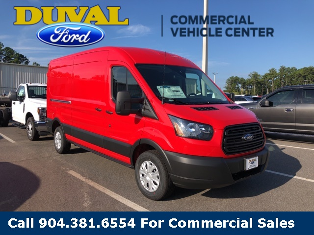 2019 Transit 250 Med Roof 4x2, Empty Cargo Van #KKB30315 - photo 1