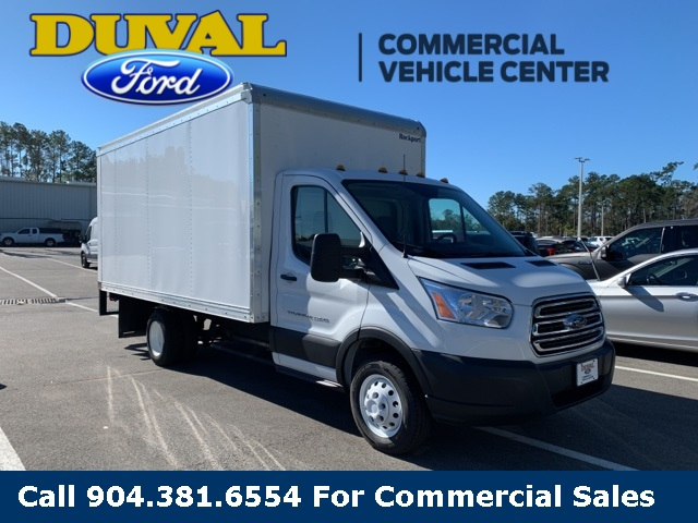 2019 Ford Transit 350 HD DRW 4x2, Rockport Cutaway Van #KKB72903 - photo 1