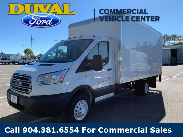 2019 Transit 350 HD DRW 4x2, Rockport Cutaway Van #KKB72903 - photo 5
