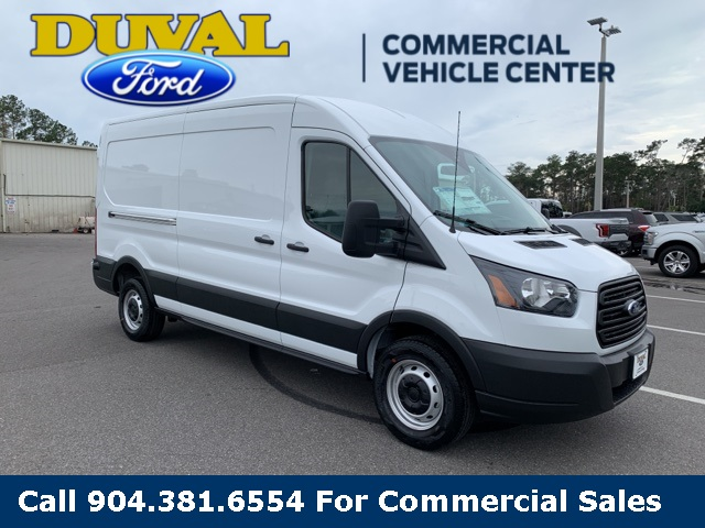 2019 Transit 250 Med Roof 4x2, Empty Cargo Van #KKB75667 - photo 1