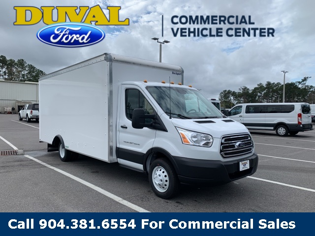 2019 Transit 350 HD DRW 4x2, Rockport Cutaway Van #KKB90892 - photo 1