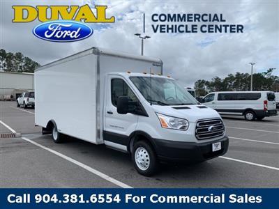 2019 Transit 350 HD DRW 4x2, Rockport Cargoport Cutaway Van #KKB90892 - photo 1