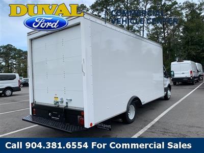 2019 Transit 350 HD DRW 4x2, Rockport Cargoport Cutaway Van #KKB90892 - photo 2