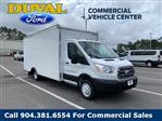 2019 Transit 350 HD DRW 4x2, Rockport Cargoport Cutaway Van #KKB90892 - photo 3