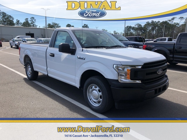 2019 F-150 Regular Cab 4x2,  Pickup #KKC58213 - photo 1