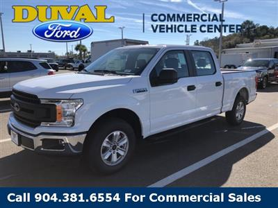 2019 F-150 SuperCrew Cab 4x2,  Pickup #KKC58215 - photo 4