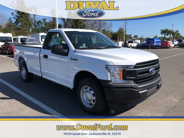 2019 F-150 Regular Cab 4x2,  Pickup #KKC74188 - photo 1
