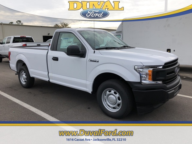 2019 F-150 Regular Cab 4x2,  Pickup #KKC74189 - photo 1