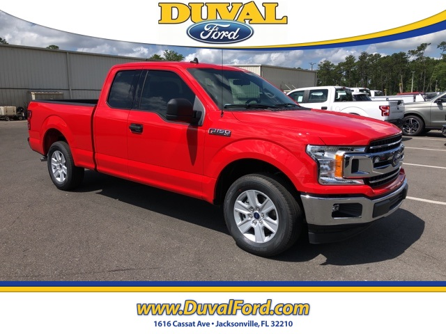 2019 F-150 Super Cab 4x2,  Pickup #KKD42738 - photo 1