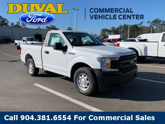 2019 F-150 Regular Cab 4x2, Pickup #KKE23152 - photo 1