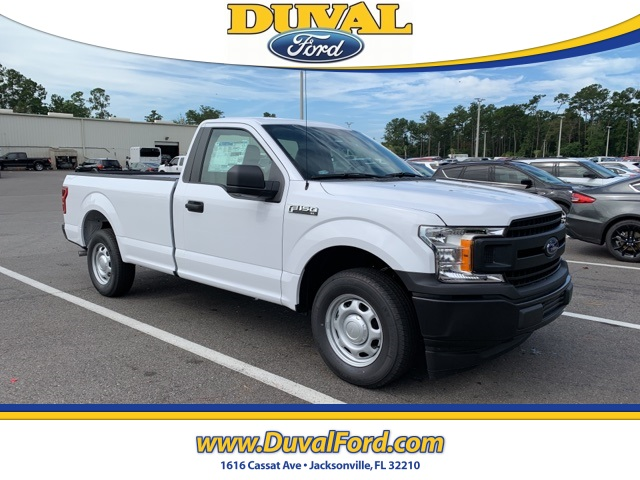 2019 F-150 Regular Cab 4x2, Pickup #KKE68468 - photo 1