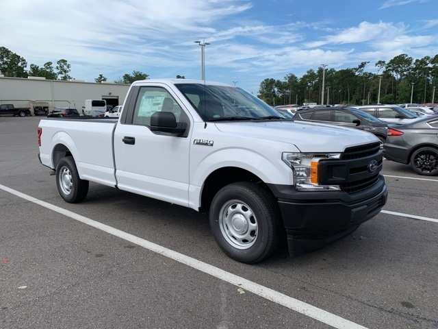 2019 F-150 Regular Cab 4x2, Pickup #KKE68468 - photo 3