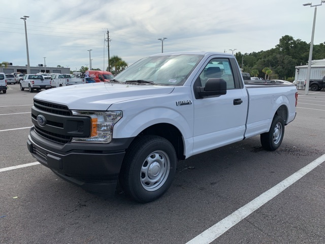 2019 F-150 Regular Cab 4x2, Pickup #KKE68468 - photo 5
