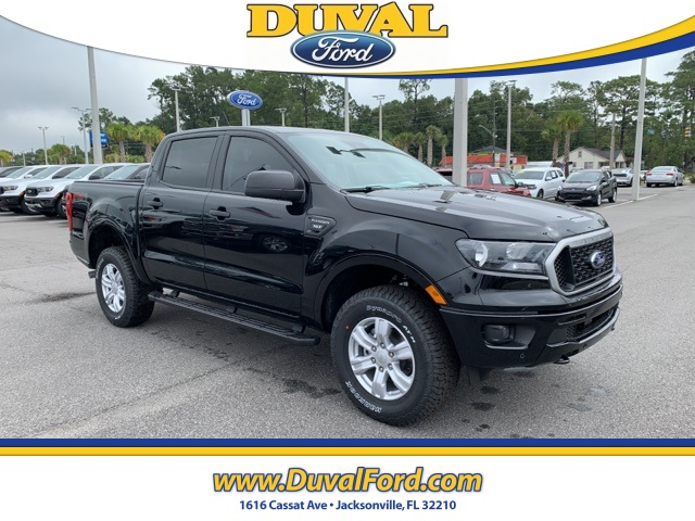 2019 Ranger SuperCrew Cab 4x4, Pickup #KLA66084 - photo 1