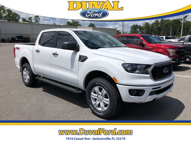 2019 Ranger SuperCrew Cab 4x4, Pickup #KLA66086 - photo 1