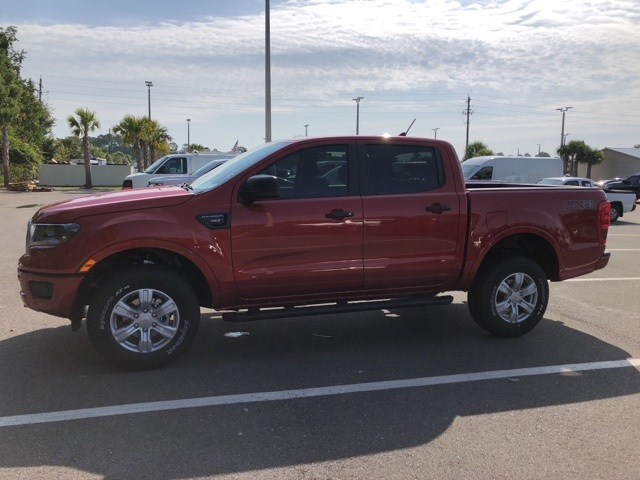 2019 Ranger SuperCrew Cab 4x4,  Pickup #KLA91074 - photo 5