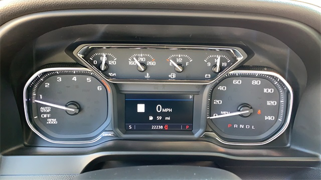 2019 GMC Sierra 1500 Crew Cab 4x2, Pickup #KZ136962 - photo 18