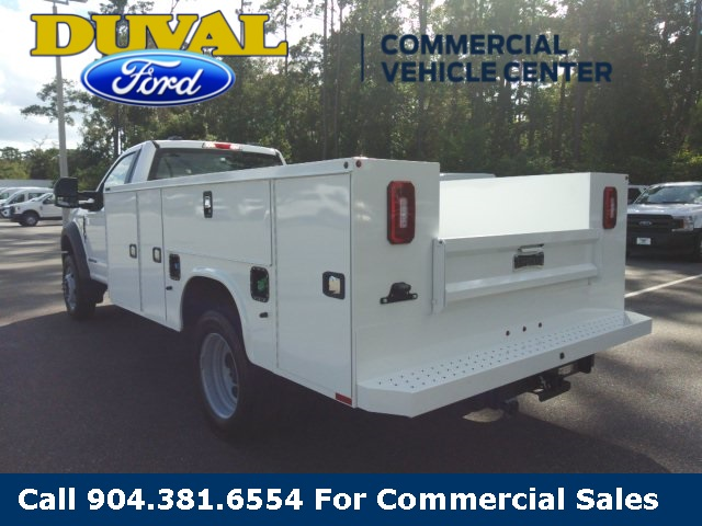 2020 Ford F-450 Regular Cab DRW 4x2, Knapheide Steel Service Body #LDA07843 - photo 2