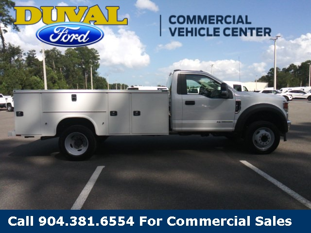 2020 Ford F-450 Regular Cab DRW 4x2, Knapheide Steel Service Body #LDA07843 - photo 8