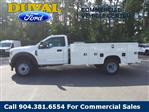 2020 Ford F-450 Regular Cab DRW 4x2, Knapheide Steel Service Body #LDA07843 - photo 5