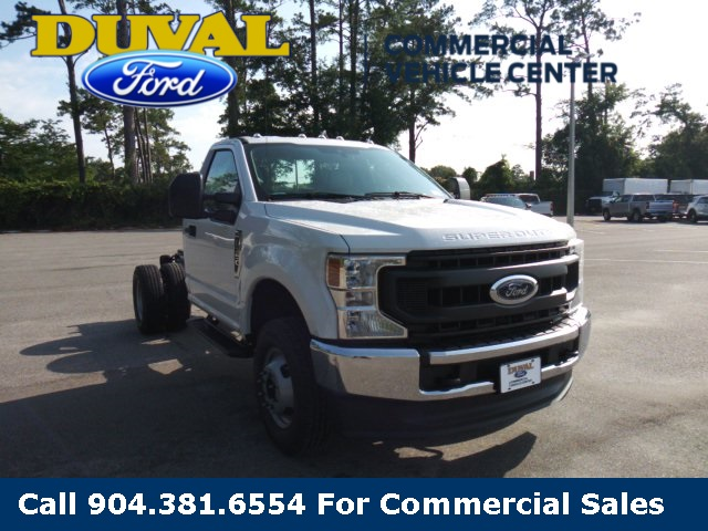 2020 Ford F-350 Regular Cab DRW 4x4, Cab Chassis #LED41846 - photo 1