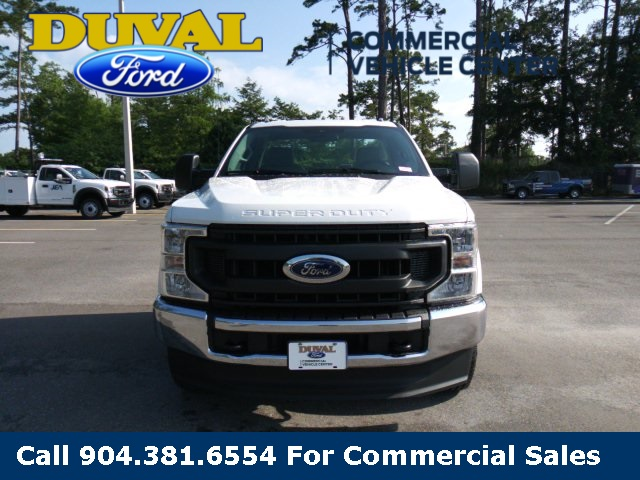 2020 Ford F-350 Regular Cab DRW 4x4, Cab Chassis #LED41846 - photo 3