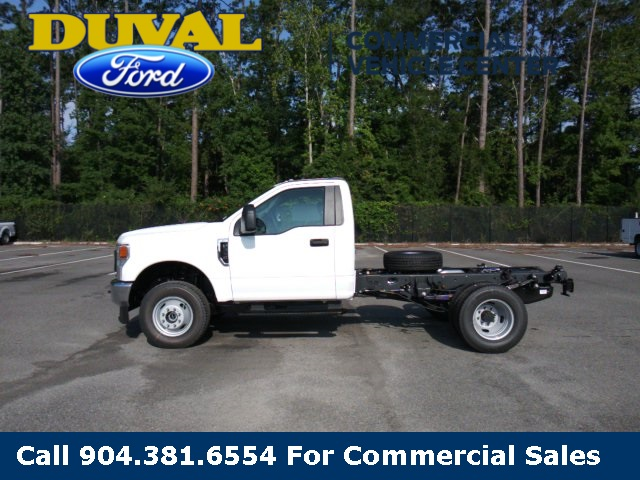 2020 Ford F-350 Regular Cab DRW 4x4, Cab Chassis #LED41846 - photo 5
