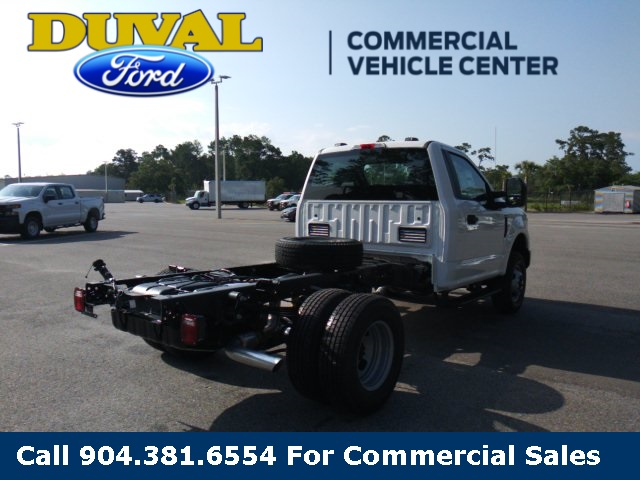 2020 Ford F-350 Regular Cab DRW 4x4, Cab Chassis #LED41846 - photo 2