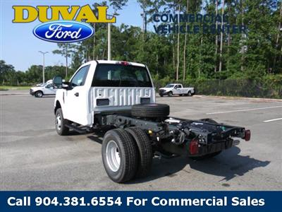 2020 Ford F-350 Regular Cab DRW 4x4, Cab Chassis #LED41846 - photo 6