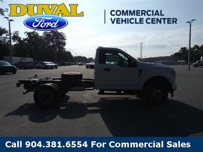 2020 Ford F-350 Regular Cab DRW 4x4, Cab Chassis #LED41846 - photo 8
