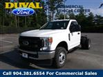 2020 Ford F-350 Regular Cab DRW 4x4, Cab Chassis #LED41846 - photo 4