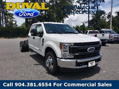 2020 Ford F-350 Crew Cab DRW 4x2, Cab Chassis #LED52638 - photo 1