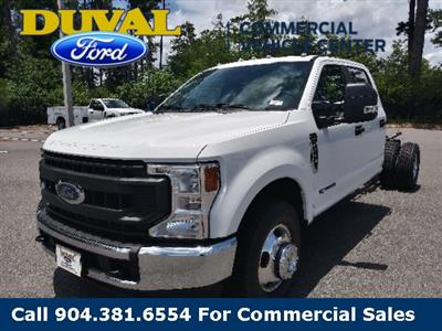 2020 Ford F-350 Crew Cab DRW 4x2, Cab Chassis #LED52638 - photo 4